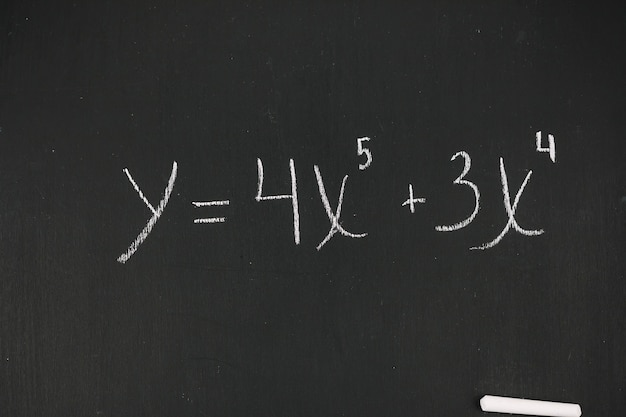 School math equation