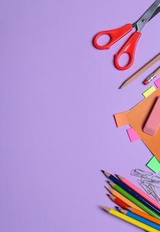 Школьные принадлежности для художественных классов