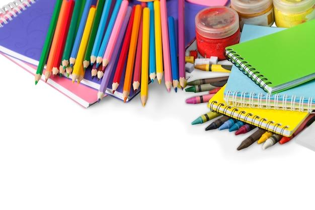 교육용 학용품, 텍스트를 위한 장소