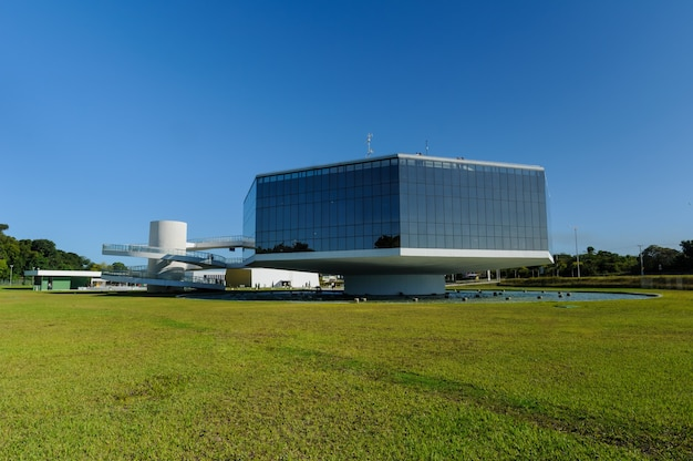 Science culture and arts station museum in joao pessoa paraiba brazil on april 17 2007