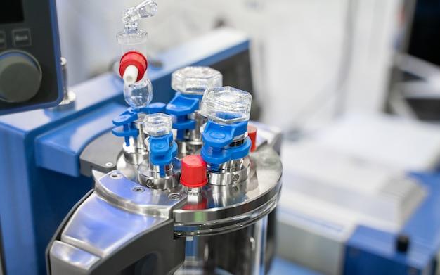 Научная лаборатория центрифуга