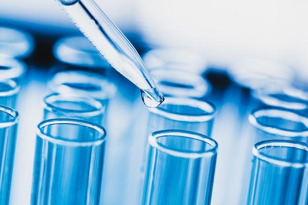 Пробирки для научных лабораторий, лабораторное оборудование