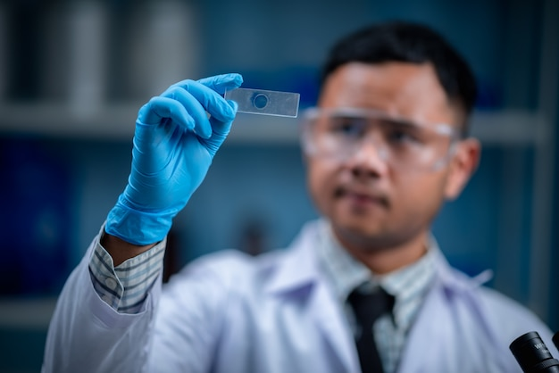 Scientists are inventing chemicals for medical use.
