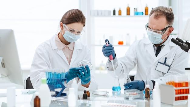 Ученые тестируют новую вакцину