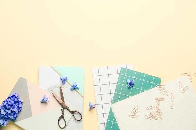 Ножницы для канцелярских товаров и цветов