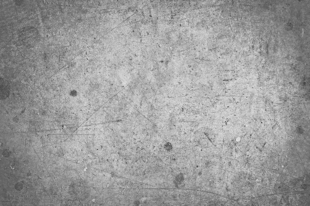 Scratched concrete floor background
