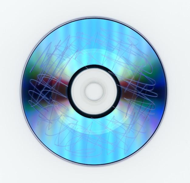 긁힌 dvd 비디오 디스크