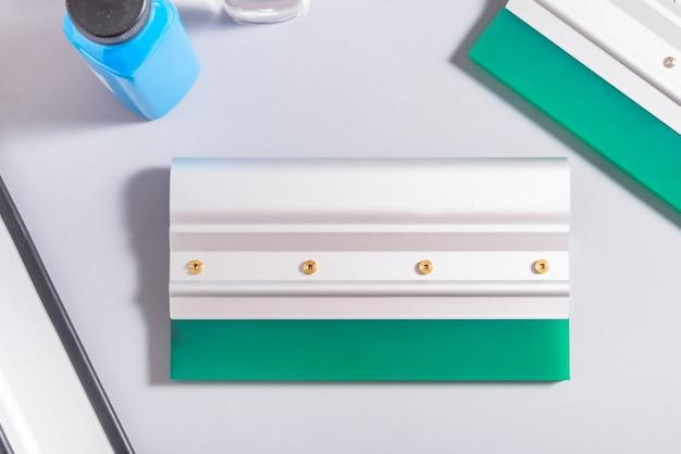 スクリーン印刷ツール、ヘラ、squeegeeï¼œインクスクレーパー