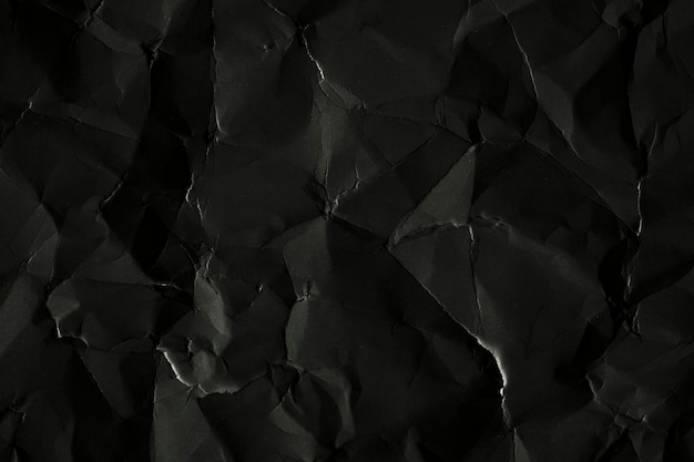 Scrunched up paper textured backdrop Free Photo