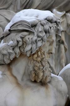 オーストリア、ウィーンの彫刻