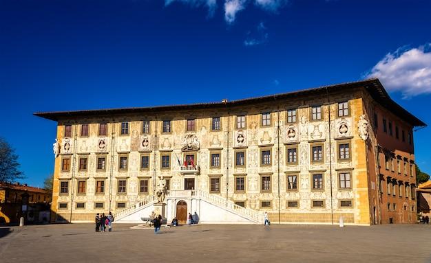 Scuola normale superiore в пизе - италия