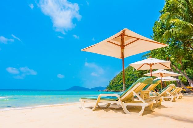 海とビーチ
