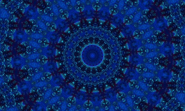 Sea blue seamless nautical ikat pattern. repeated ceramic mosaic. indigo banner. endless blueish on white background hand drawn ikat. navy watercolor design. sky blue grunge ethnic