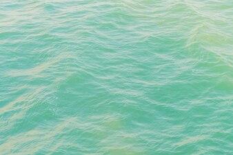 Sea foreground