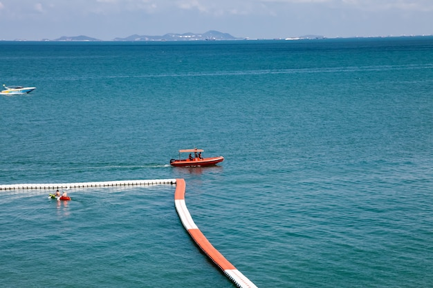 파타야, 태국의 아름다운 구름 바다