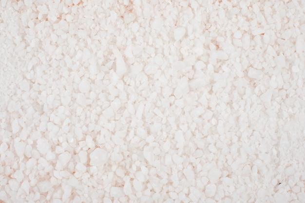 Sea salt texture