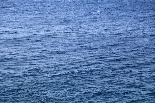 Sea waves background