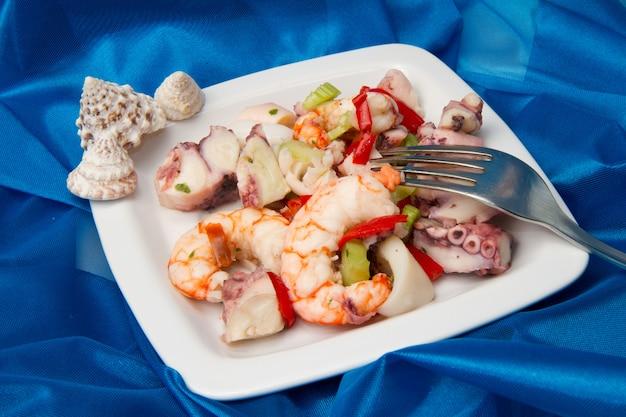 Seafood dalad