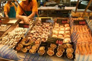 Морепродуктов в рыбном