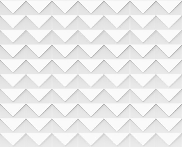 Seamless abstract zigzag pattern wall background.