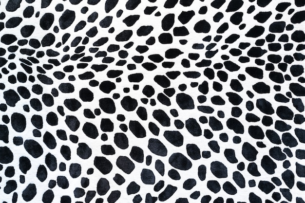 Seamless animal pattern for textile design. seamless pattern of dalmatian spots. natural textures.