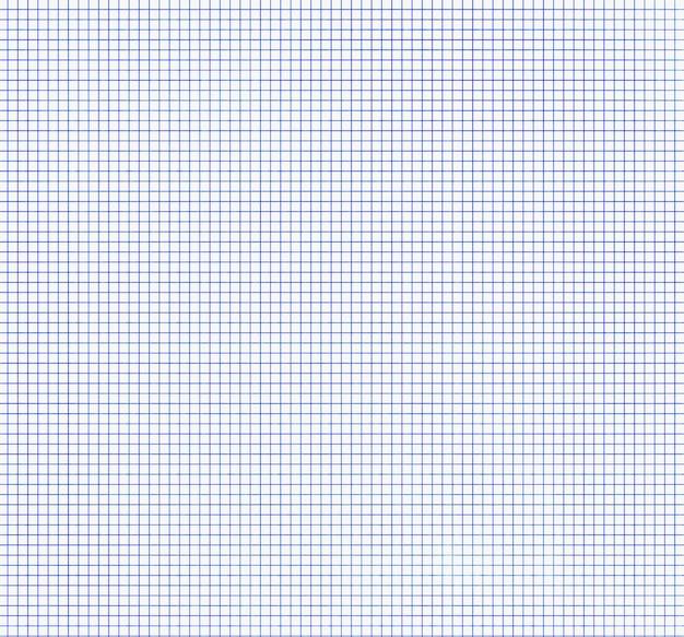 シームレスな青いノートブックグリッドテクスチャ背景hd