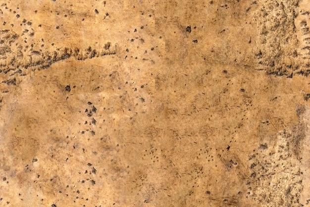 シームレスな茶色のグランジコンクリート風化