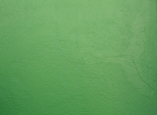 Seamless freshly painted green colored home interior architectural design