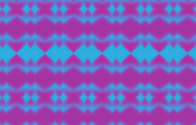 섬유 디자인 벽지 표면 질감 wrappin에 대 한 원활한 ikat 패턴 추상적인 배경