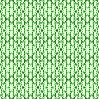 Бесшовные иллюстрированный абстрактный фон зеленого бамбука образца