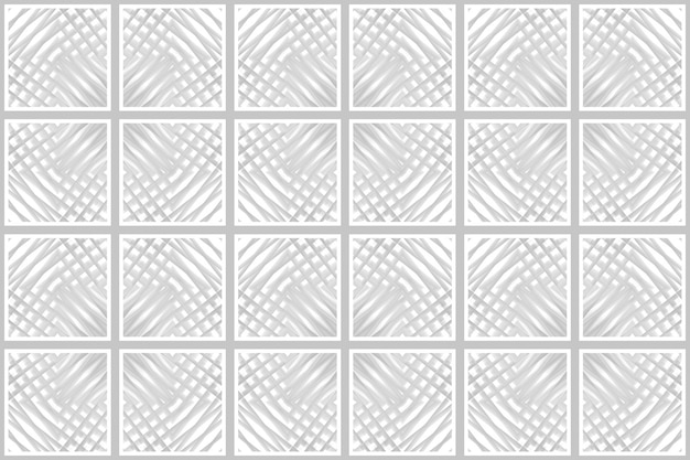 Seamless modern square art pattern ceramic tiles  texture wall background.