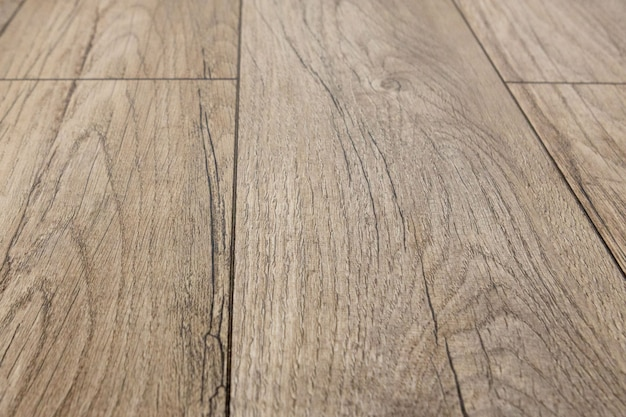 Seamless Oak Laminate Parquet Floor, Textured Oak Laminate Flooring