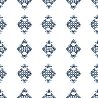 Seamless pattern celtic braided