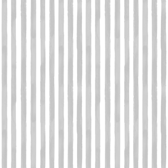 Seamless pattern with gray stripes. watercolor hand drawn white and gray background. wallpaper, wrapping, textile, fabric