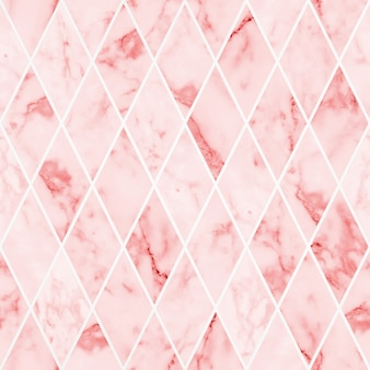 Seamless pink marble texture background
