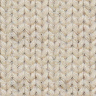 Seamless texture of knitted sweater