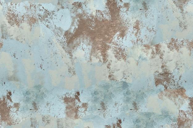 シームレステクスチャライトグレーのスタッコ壁面
