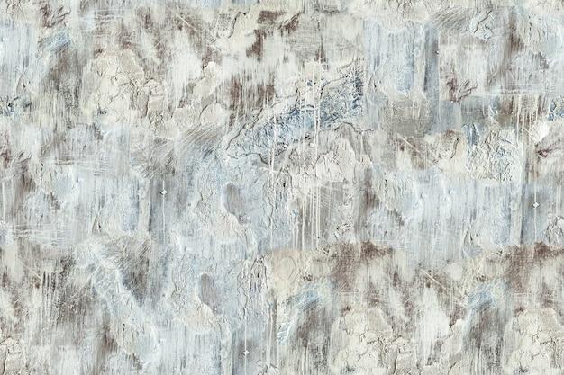 Бесшовные текстуры светло-серая поверхность стены штукатурка