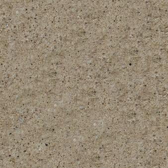 汚れや苔の汚れのある風化したコンクリート表面のシームレスなテクスチャ。