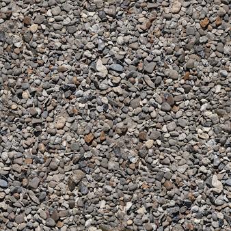 シームレスなテクスチャ-小さな小石