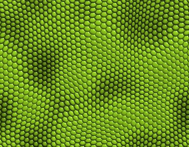 トカゲの表皮効果を持つシームレスなタイルの背景