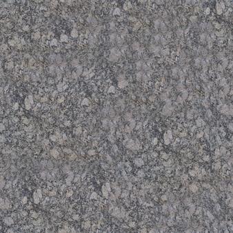 シームレスなタイル張りのダークグレーの花崗岩のテクスチャ。