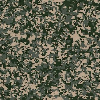 Бесшовные бесшовное текстуры военного образца ткани