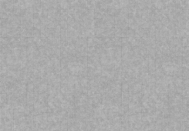 원활한 수직 간단한 회색 벽돌 블록 벽 배경.