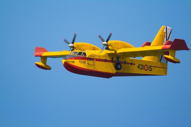 水上飛行機カナディア