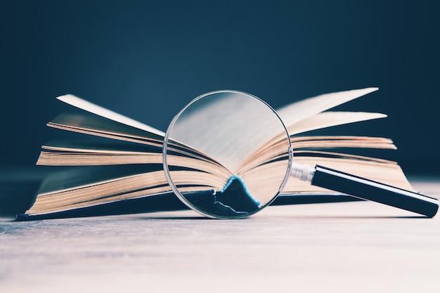 Искать информацию в книге