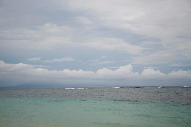Seascape in bali