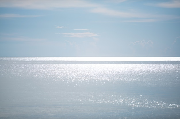 Seascape water sea surface background in phuket thailand beautiful sea in summer sunny day good weather day.