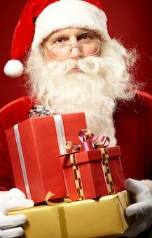 Season merry senior winter christmas