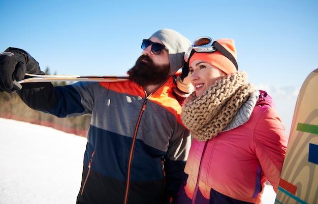 Apertura della stagione dello snowboard